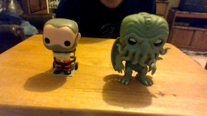 Wind's Collectables: Hannibal Lector and Cthulhu Pop Figure