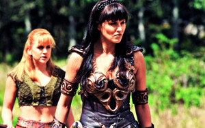 Xena Warrior Princess Wallpaper
