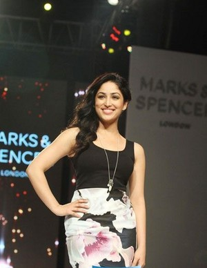 Yami Gautam Marks and Spencers Ramp Walk