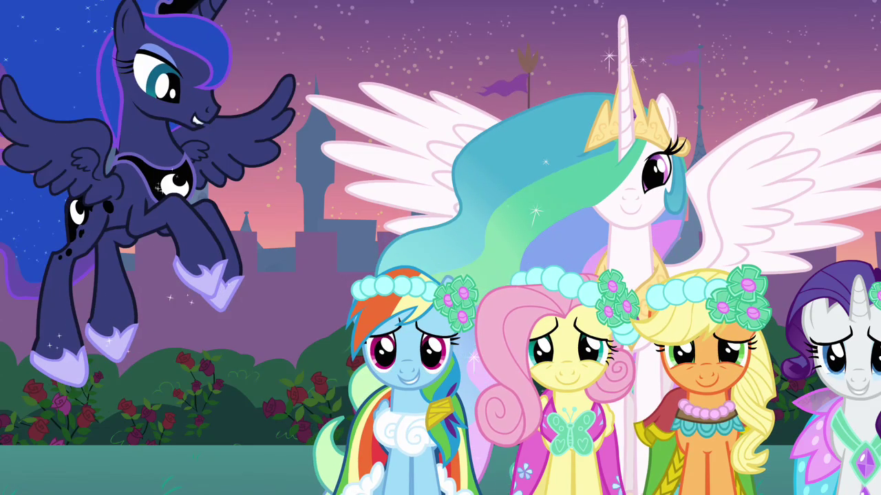 A Canterlot Wedding Images Hd Wallpaper And Background Photos