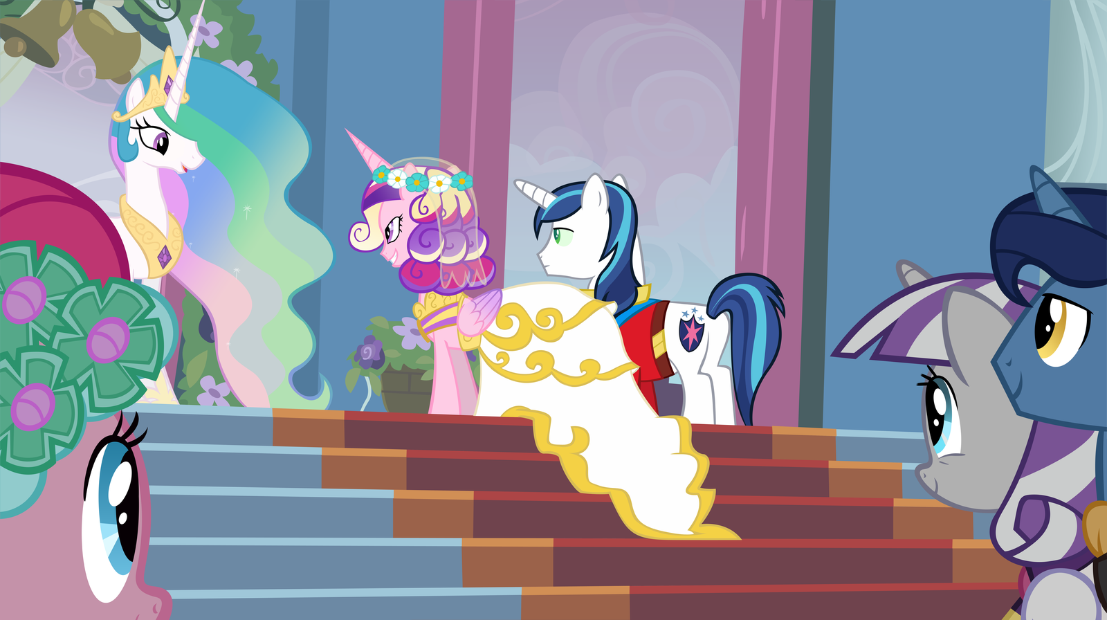 A Canterlot Wedding Images Royal Finally The Moment Has Arrived Hd Wallpaper And Background Photos