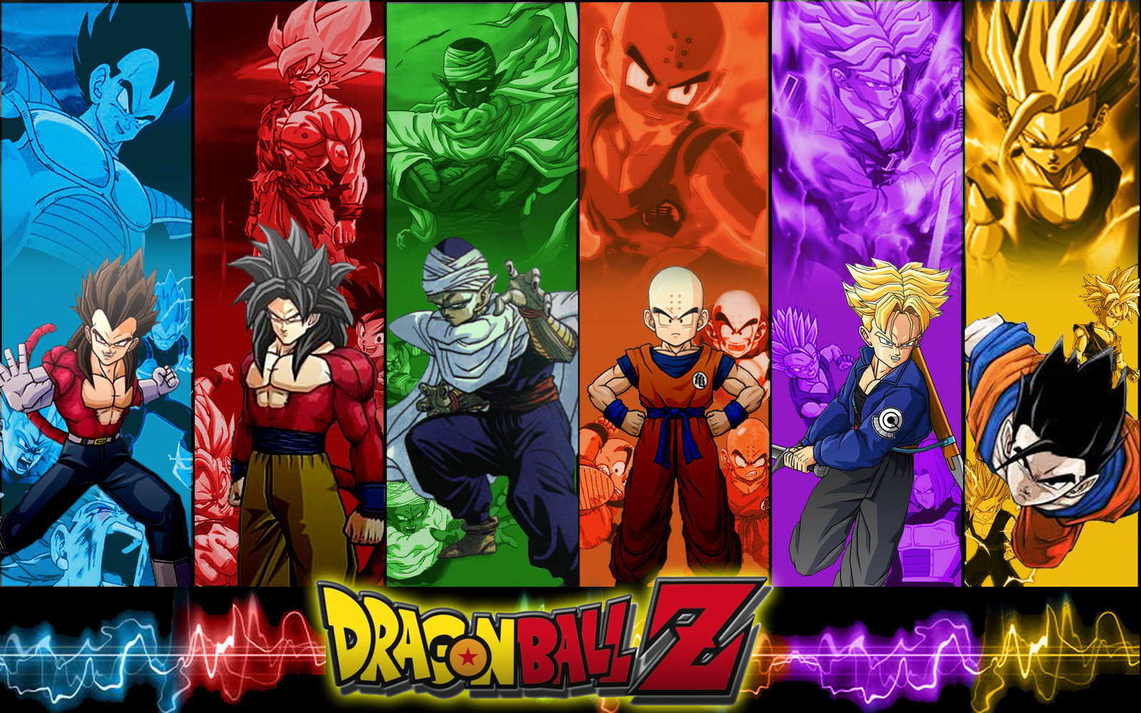 Dragon Ball z Wallpapers Images