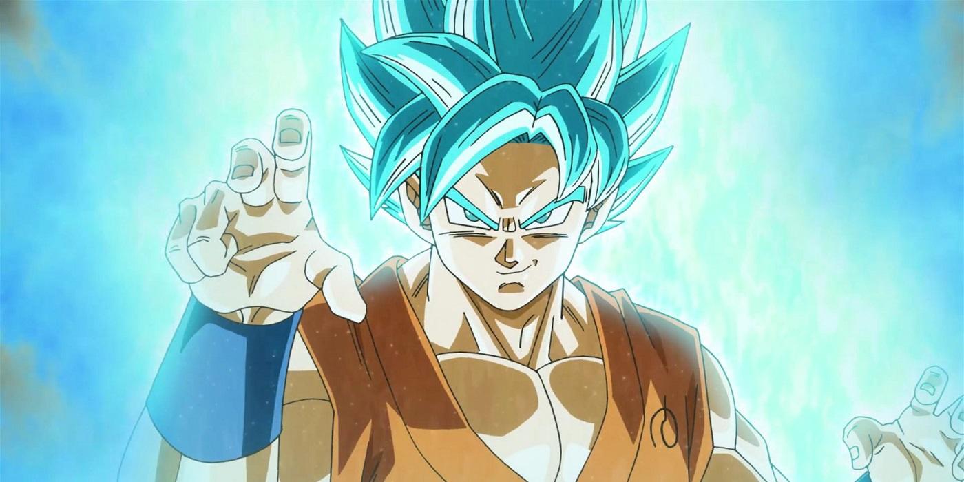 Goku Super Saiyan God Dragon Ball Z Superboymdj Photo 39975243