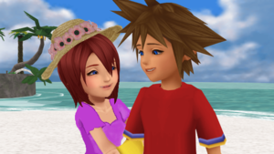 Just the Two of us SoKai Sora x Kairi