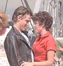 Kenickie and Rizzo