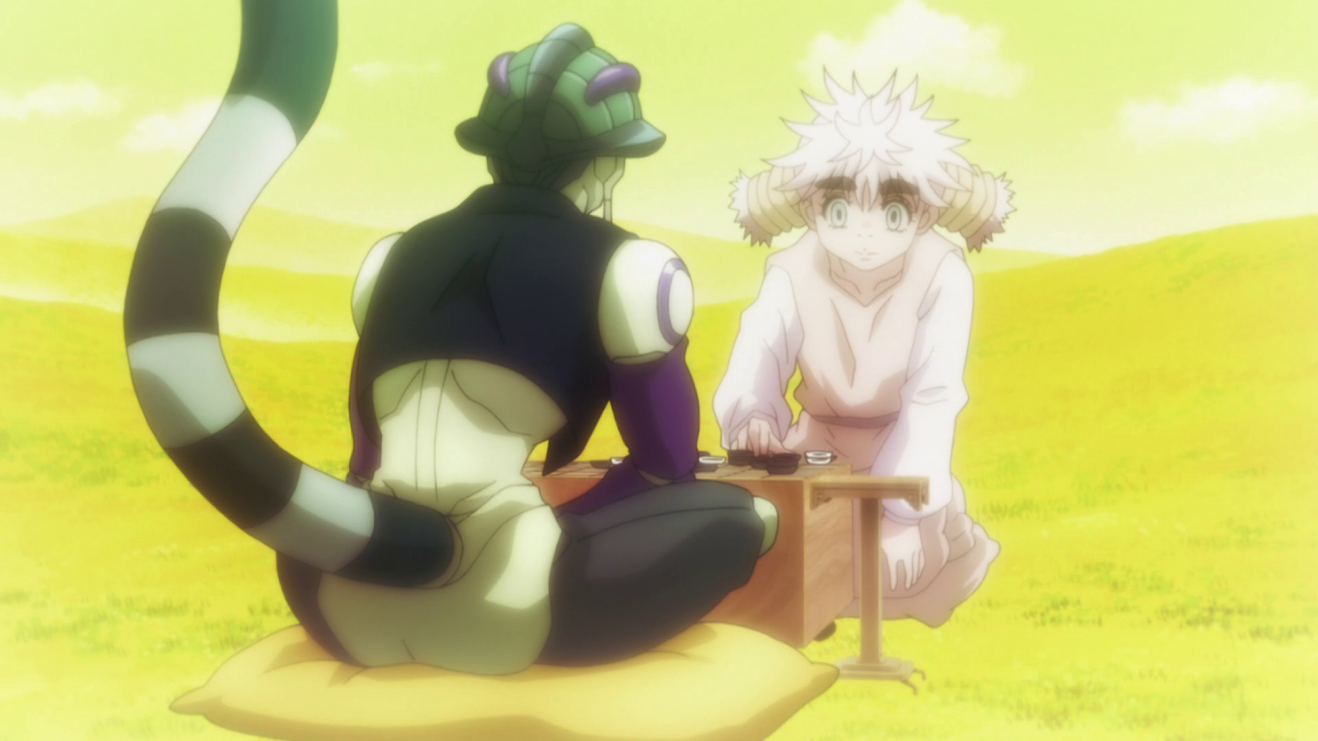 Meruem And Komugi Komugi Wallpaper 39904202 Fanpop Meruem and komugi anime moments from hunter x hunter 2011. meruem and komugi komugi wallpaper