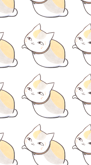 Nyanko Sensei Wallpaper