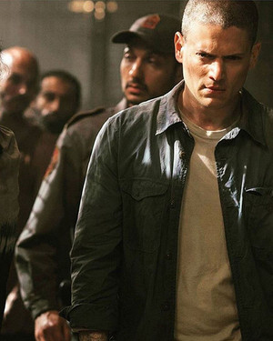 Prison Break - Michael Scofield - Season 5