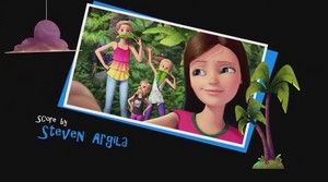 barbie coloring pages - Barbie Movies Photo (19453620 ...
