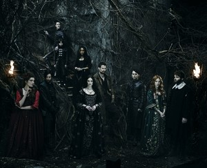 Salem Cast Season 3 Official Picture