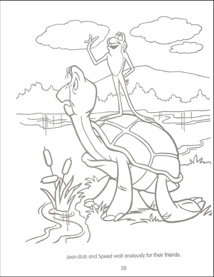 রাজহাঁস Princess Funtime Activity Book page 25
