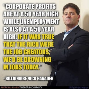 Trickle-Down Economics Doesn't Work.