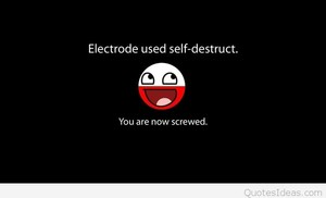 pokemon text funny Anime awesome face simple background electrode wallpaperswa.com 65