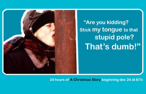 A Christmas Story Quote - Flick