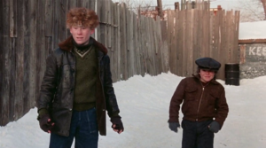 A क्रिस्मस Story - Scut Farkus and Grover Dill