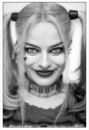 Character Portrait ~ Harley Quinn