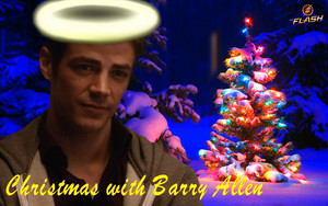 Christmas with Barry