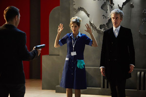 Doctor Who - The Return of Doctor Mysterio - Promo Pics