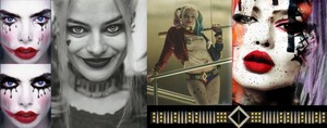 Early Harley Quinn Concept Art