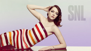 Emma Stone Hosts SNL - December 3, 2016