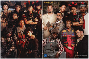 Hook's 25th Anniversary Reunion - The 로스트 Boys, Then and Now
