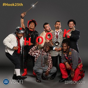 Hook's 25th Anniversary Reunion - The 로스트 Boys