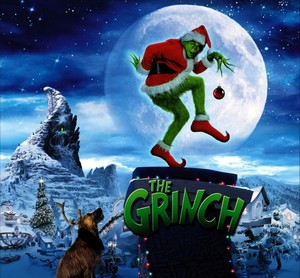How the Grinch چرا لیا, چوری کی Christmas (2000) Poster