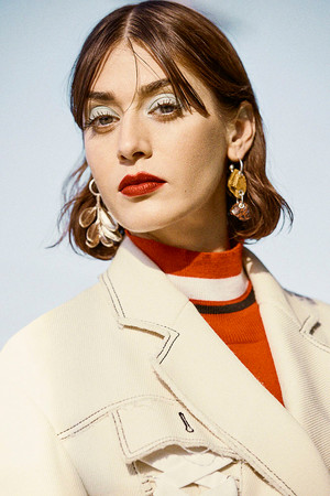 Lizzy Caplan - Nylon Photoshoot - November 2016
