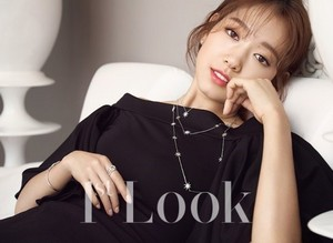 Park Shin Hye for '1st Look'
