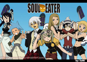 Soul Eater (clothes swap)