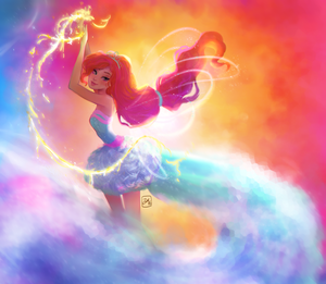The Dragon Flame ~Bloom Harmonix