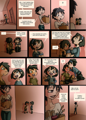 Total Drama Kids Comic 44