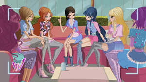 WOW~ Annabelle and the Winx