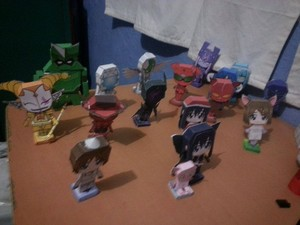 All Papercrafts