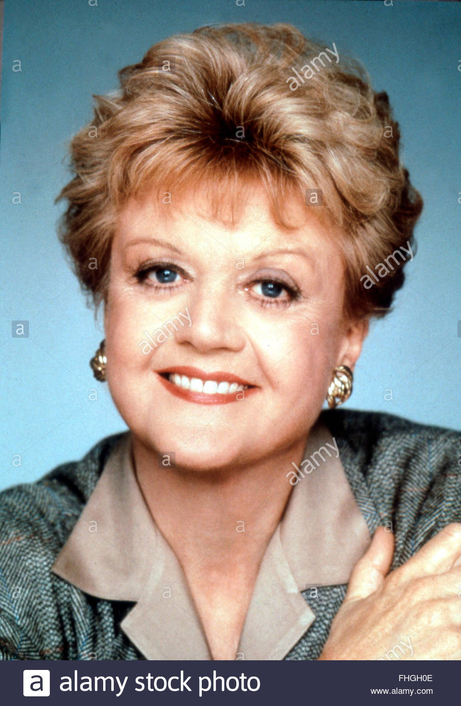 angela lansbury as jessica fletcher - murder, she wrote foto