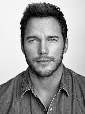 Chris Pratt - John Russo Photoshoot - June 2016