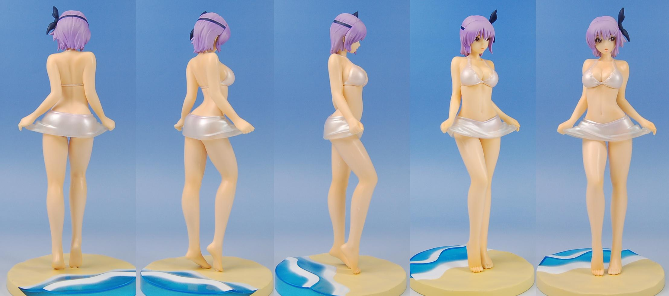 EX Summer Ayane Figure Turn Around