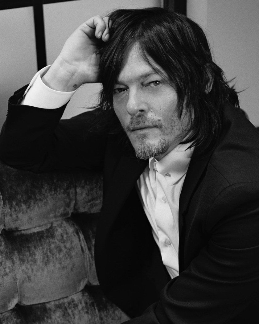 Eric James Guillemain Photoshoot ~ 2016 - Norman Reedus Photo (40119934) -  Fanpop