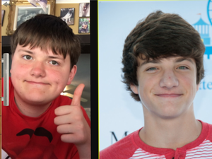 Jake Short Look Alike