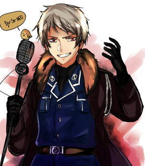 Prussia with a Microphone