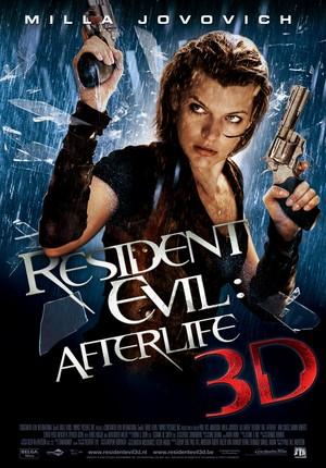 Resident Evil: Afterlife - Poster