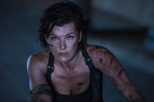 Resident Evil: The Final Chapter - Alice