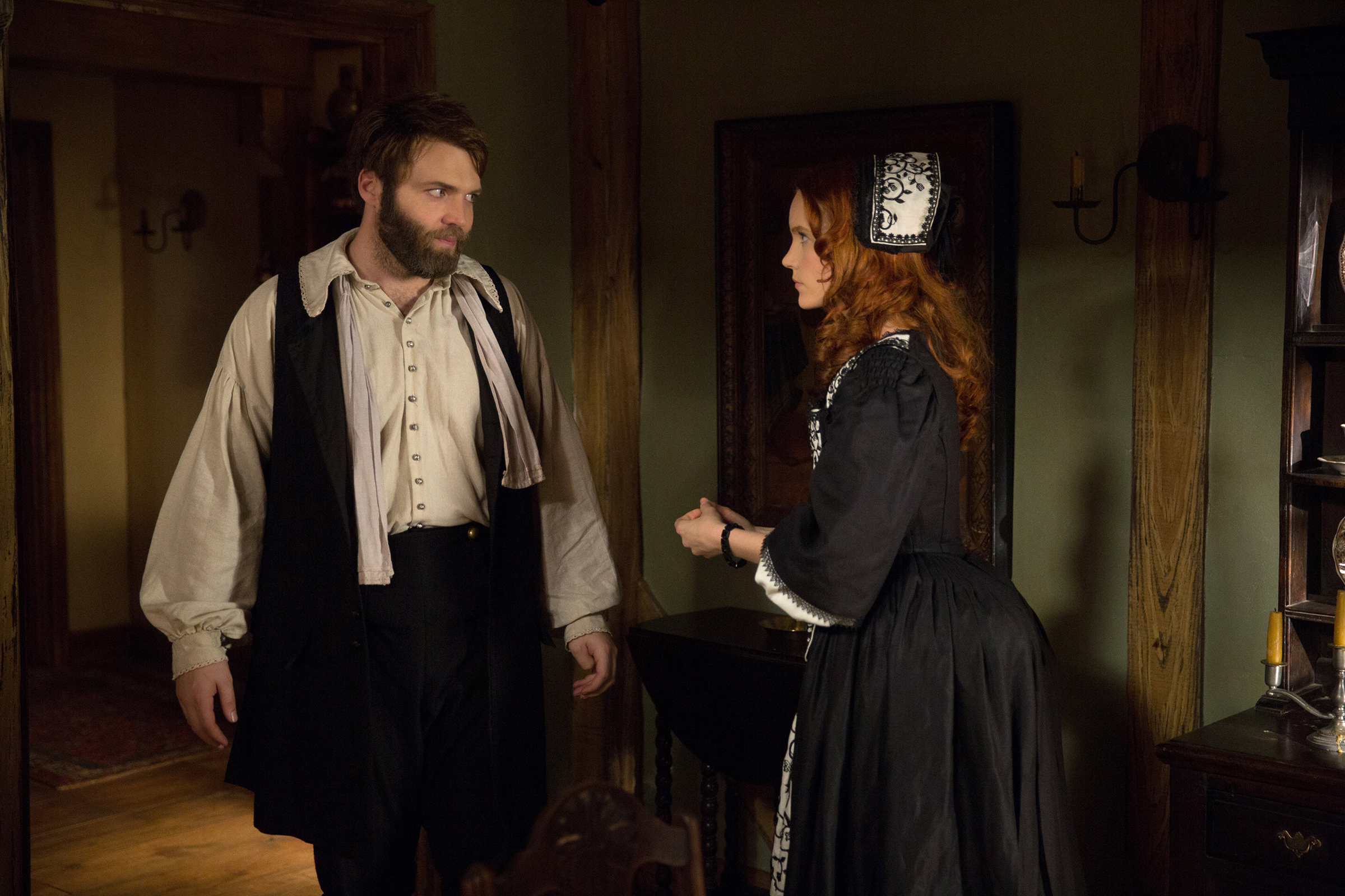 "Salem ""Wednesday's Child"" (3x06) promotional picture"