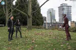 The Flash - Episode 3.11 - Dead or Alive - Promo Pics
