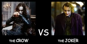 The gagak vs The Joker
