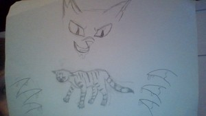 Tigerstar and Brambleclaw
