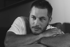 Travis Fimmel in Interview Magazine