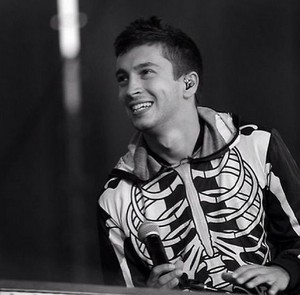 Tyler and his awesome smile