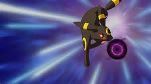 Umbreon Shadow Ball