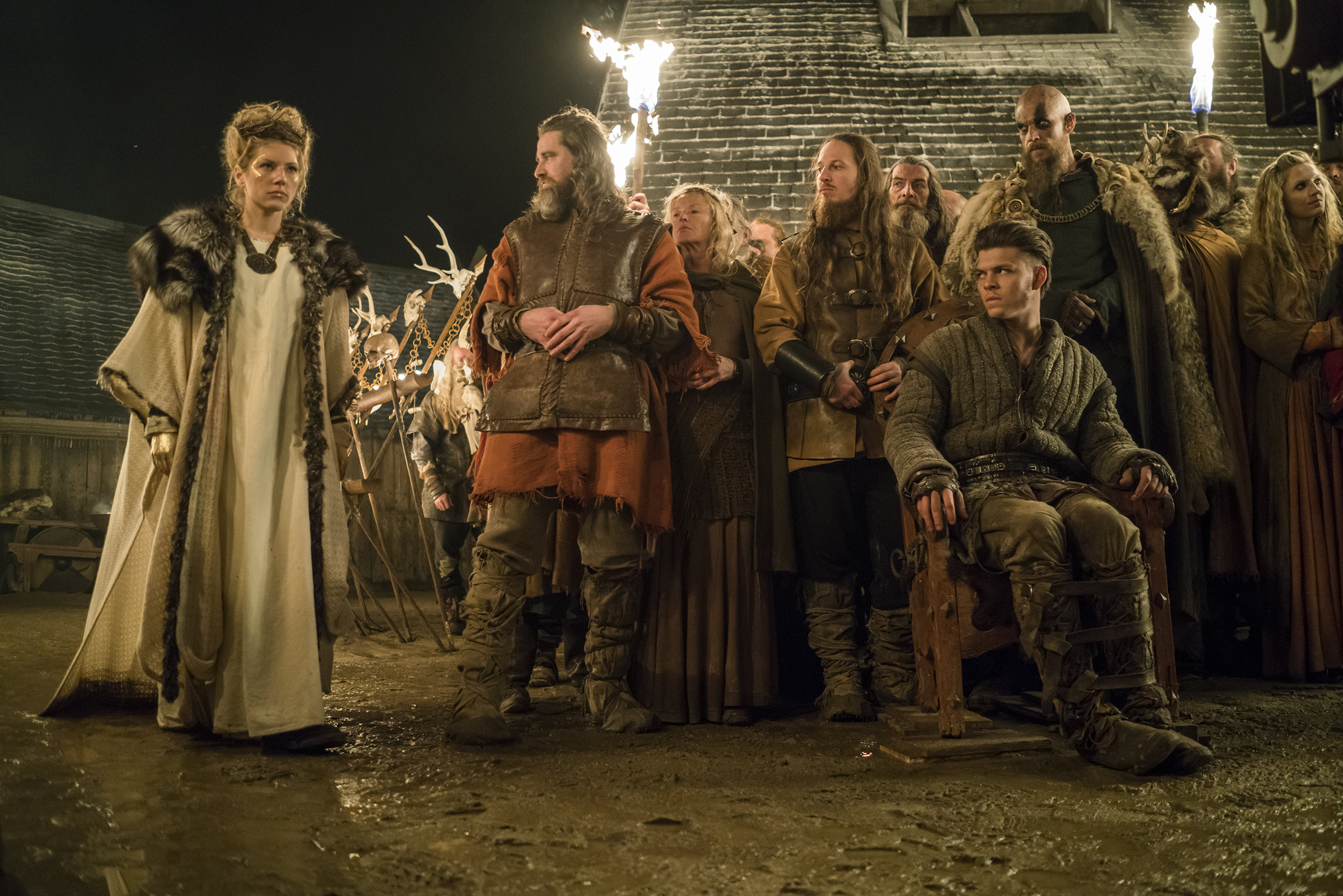 "Vikings ""Revenge"" (4x18) promotional picture"